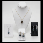 Galatea Carved Pearl Jewelry