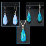 Gillson (Faux) Opal Jewelry