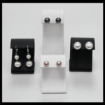 Cultured Pearl Earrings