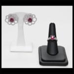 Ruby & Diamond Jewelry
